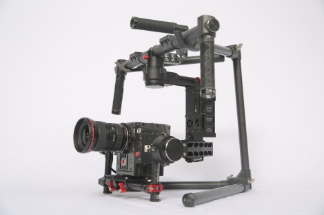 FLYSAFE Handheld Camera Stabilizer