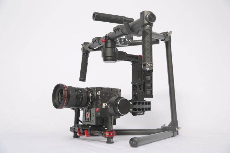 FLYSAFE Handheld Camera Stabilizer