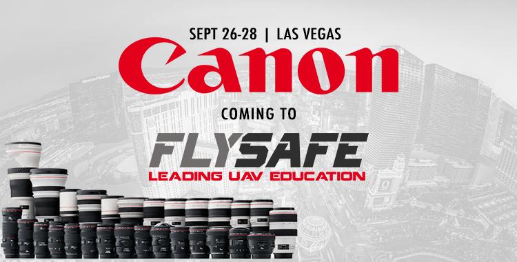 Las Vegas FLYSAFE Canon USA