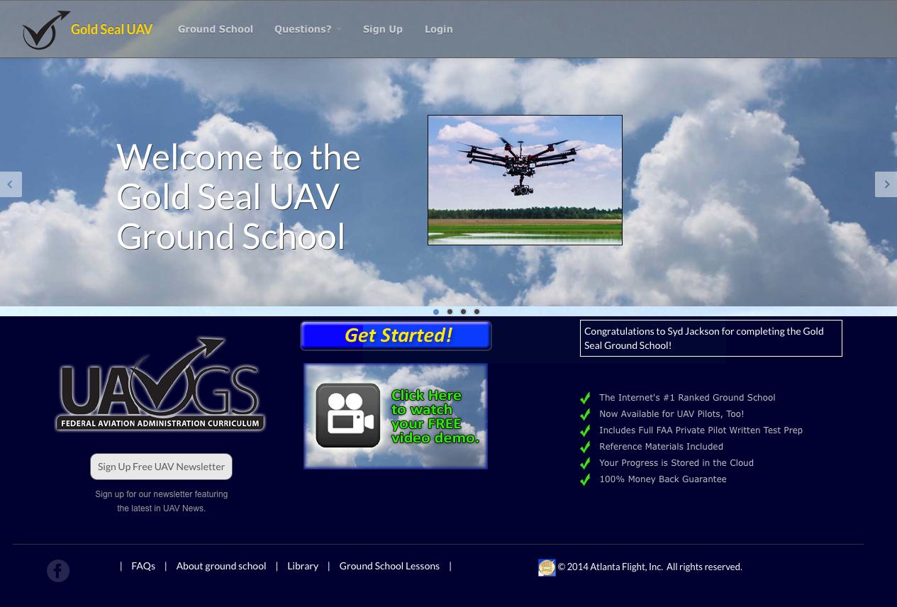 FLYSAFE Gold Seal UAV Ground School