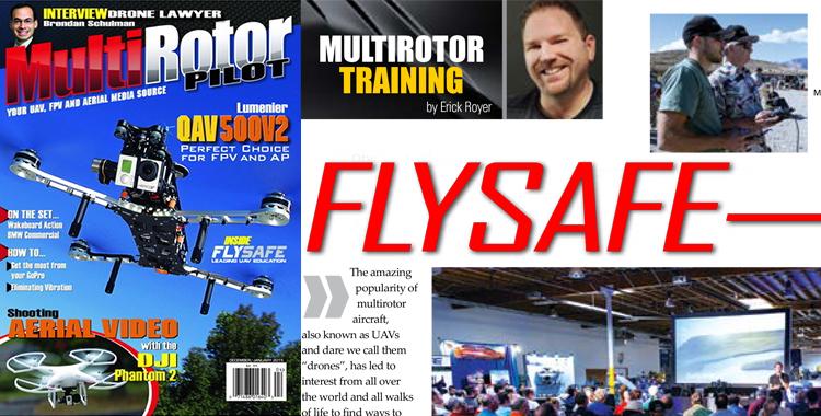 Drone Training Education Aerial